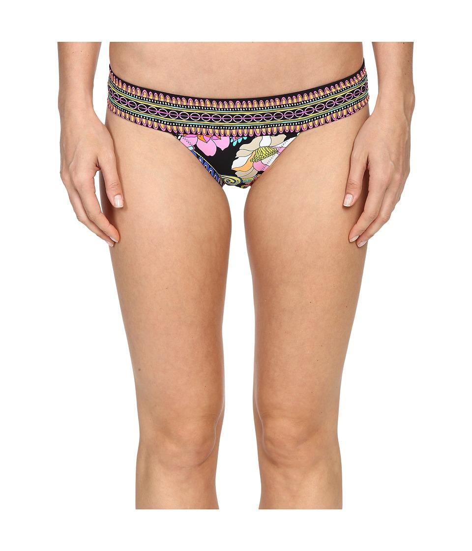 Trina Turk - Monaco Banded Brazillian Hipster (Multi) Women's Swimwear