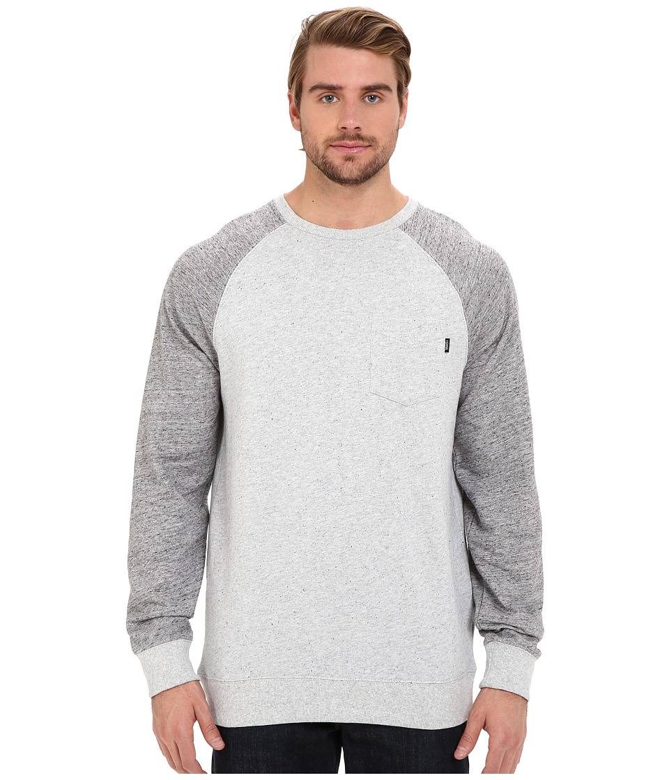 Vans - Hassock (Frost Grey) Men's Sweatshirt