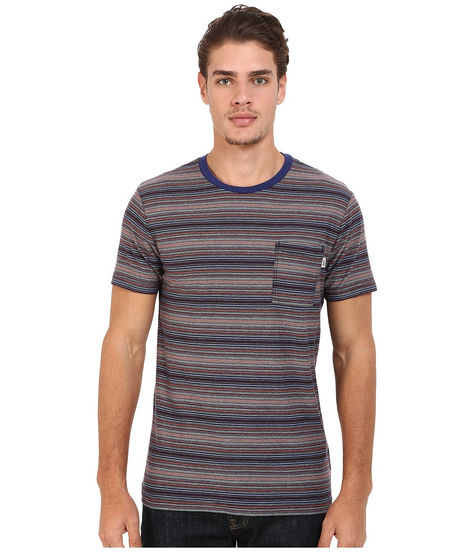 Vans - Ramsey (Blueprint) Men's Short Sleeve Pullover