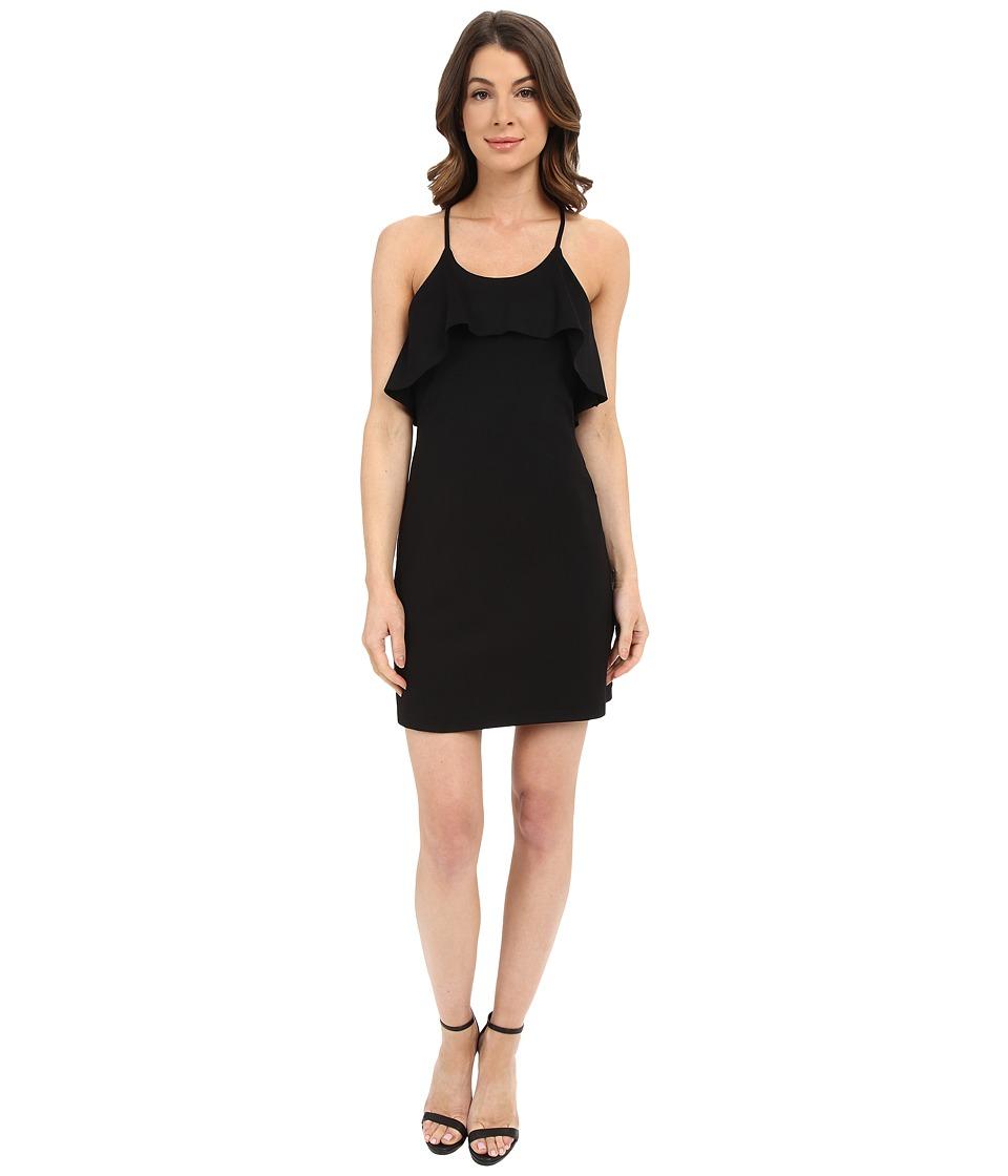 Susana Monaco Phiomena Dress (Black) Women