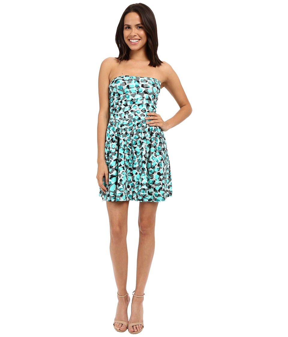Susana Monaco Noelle Dress (Maui Combo) Women