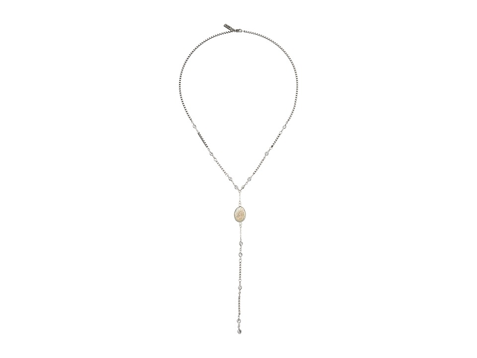 Vanessa Mooney - The Ritz Necklace (Silver) Necklace