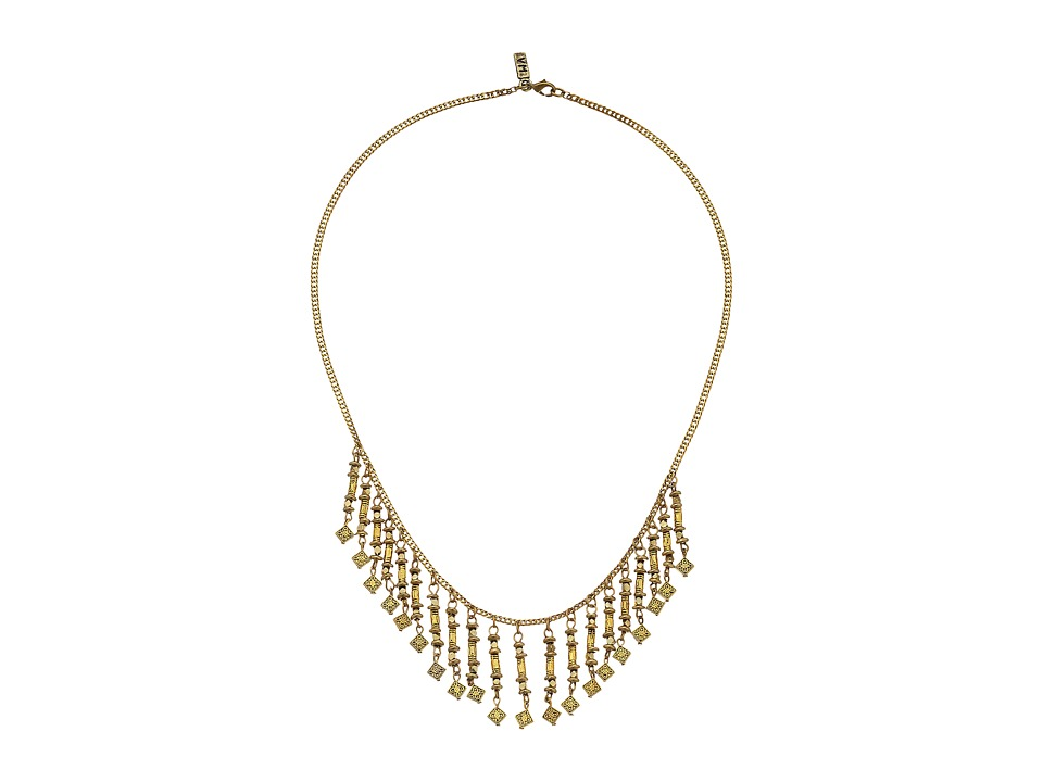 Vanessa Mooney - The Davies Necklace (Gold) Necklace