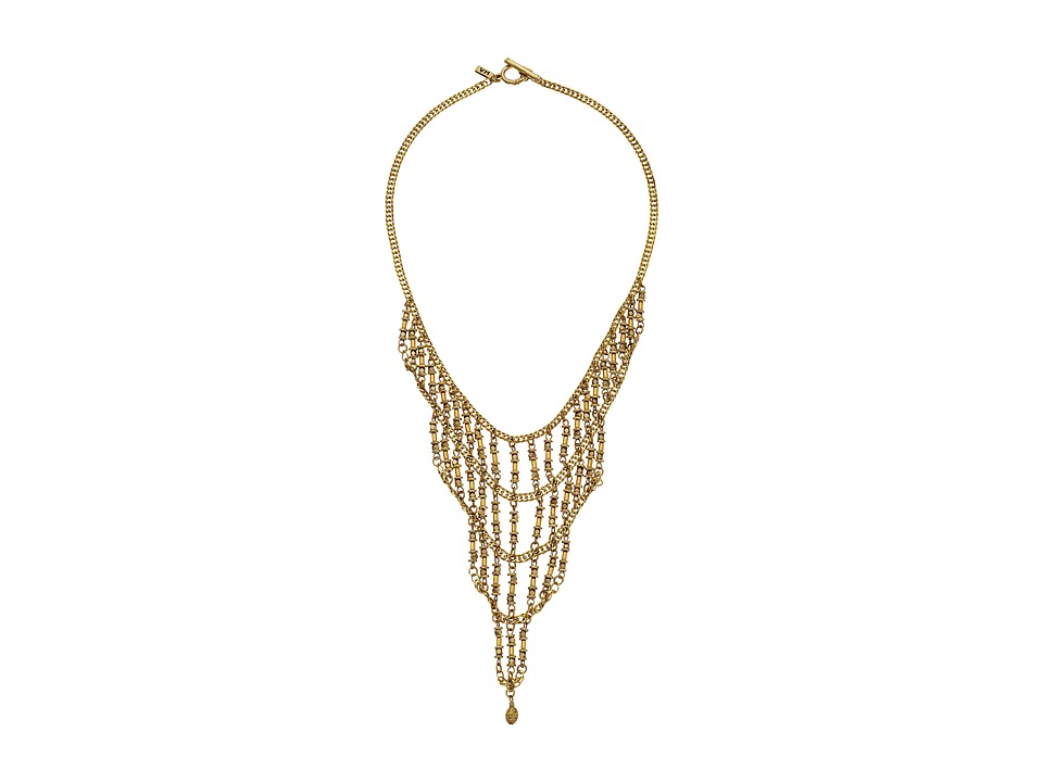 Vanessa Mooney - The Harlow Necklace (Gold) Necklace