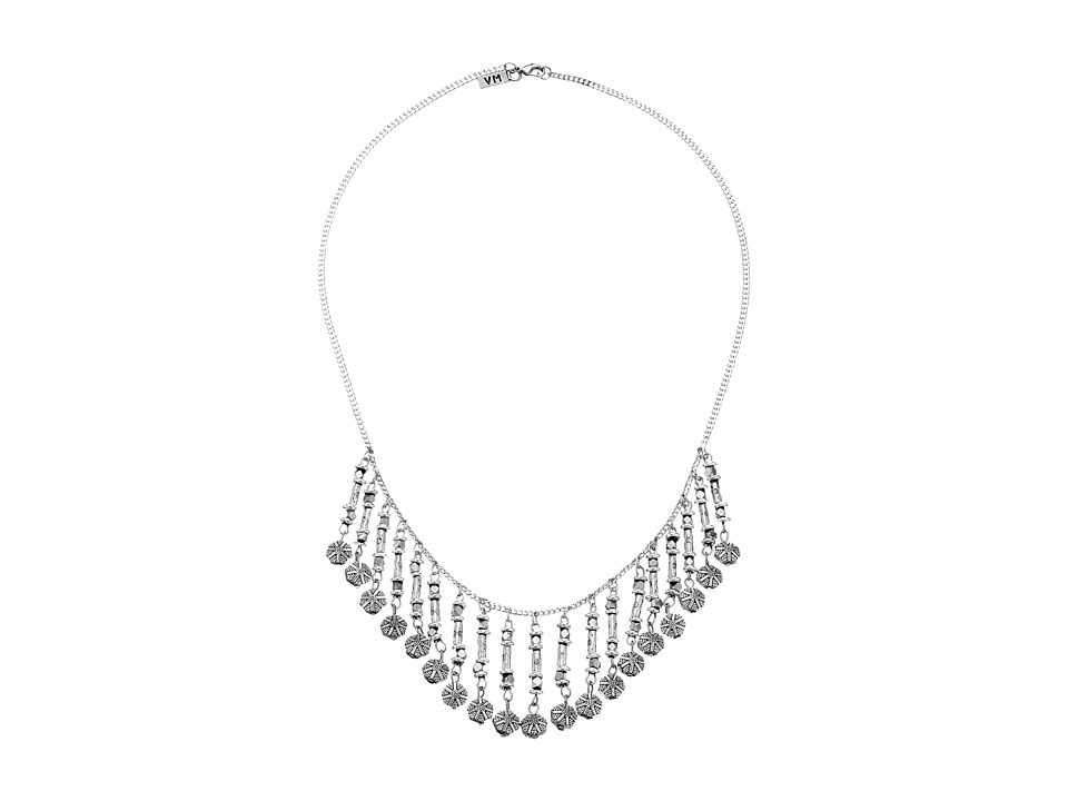 Vanessa Mooney - The Davies Necklace (Silver) Necklace