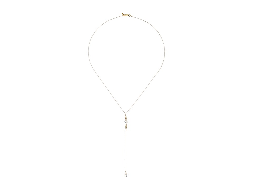 Vanessa Mooney - The Ravenswood Necklace (Gold) Necklace