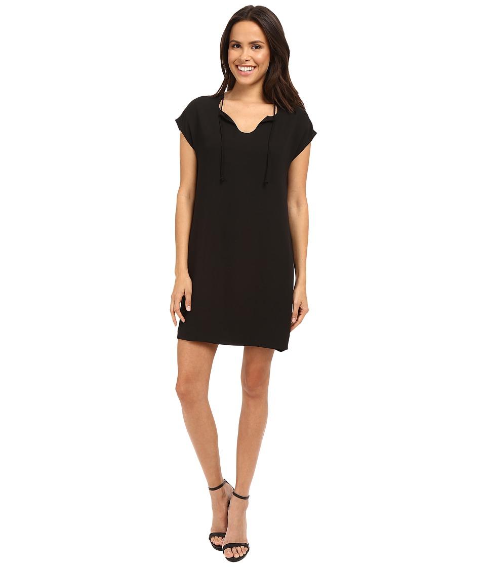 Susana Monaco Jana Dress (Black) Women