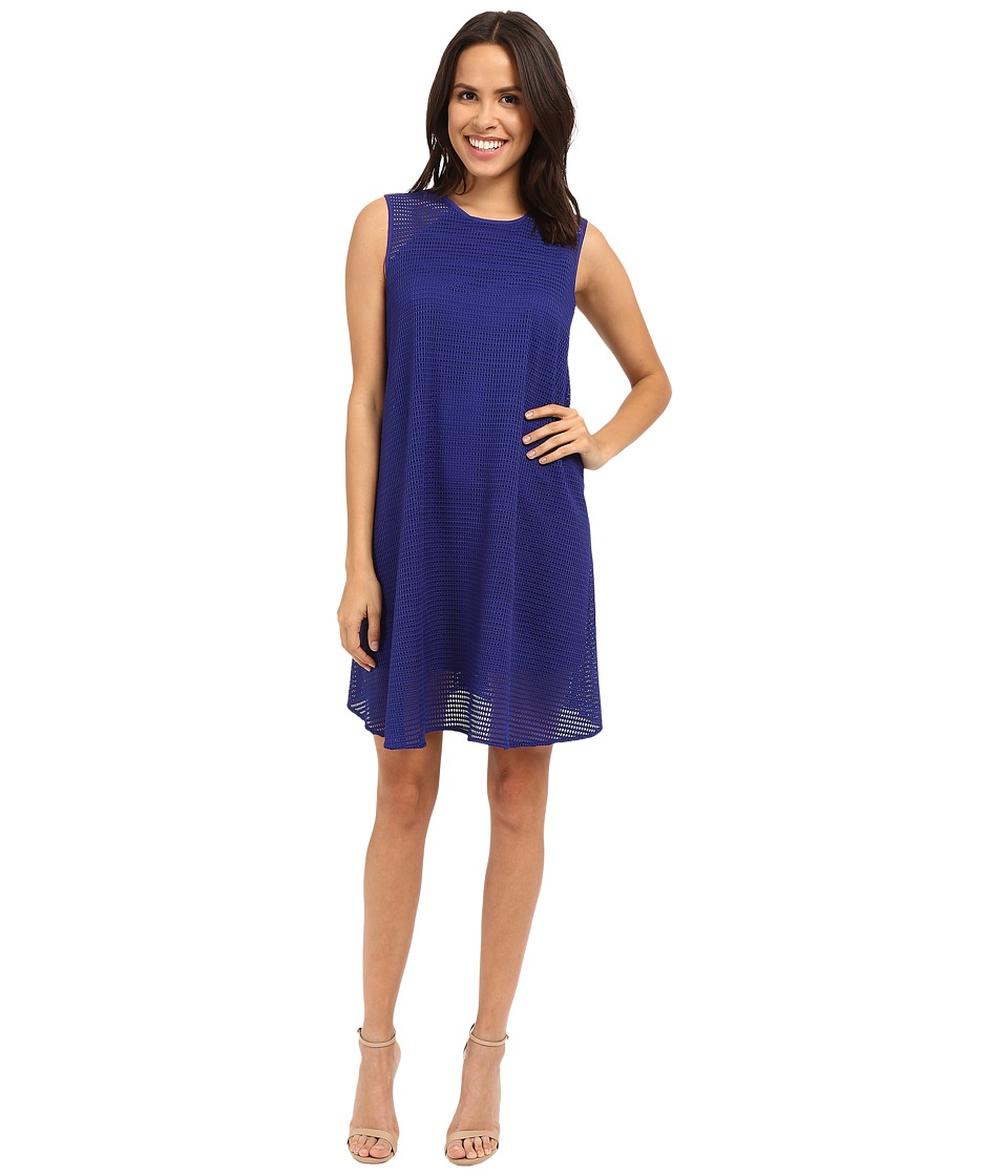 Susana Monaco Jacqueline Dress (Lapis) Women