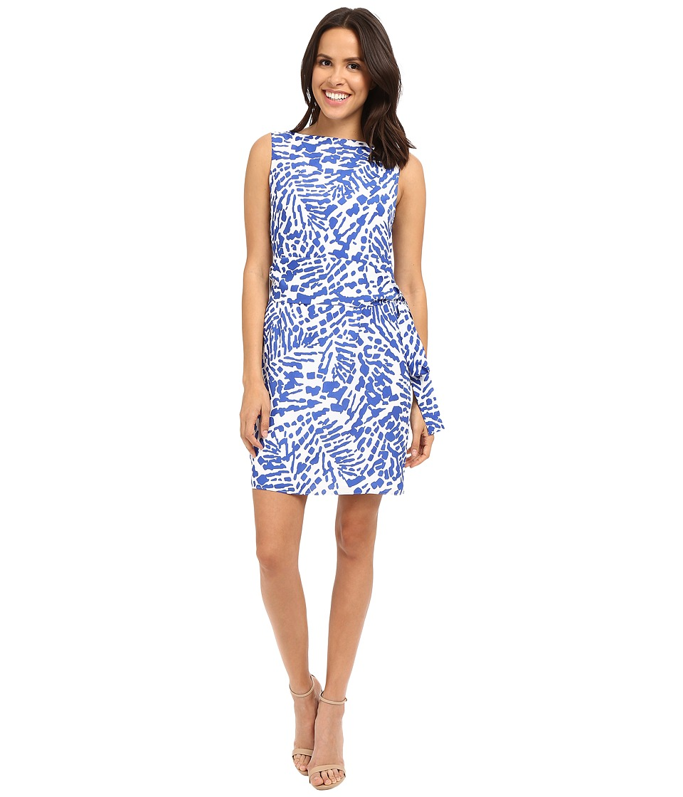 Susana Monaco Amaryliss Dress (Lapis) Women