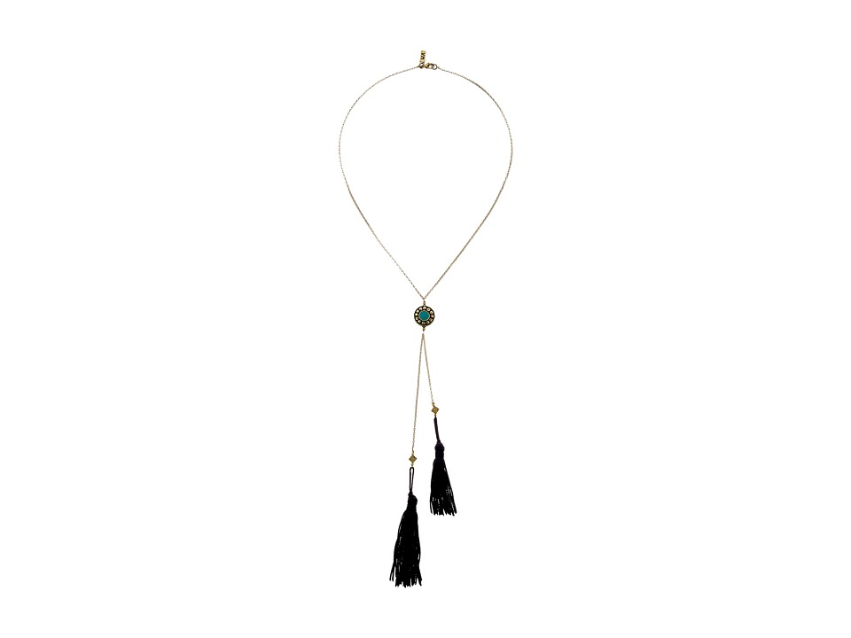 Vanessa Mooney - The Ingrid Necklace (Gold) Necklace