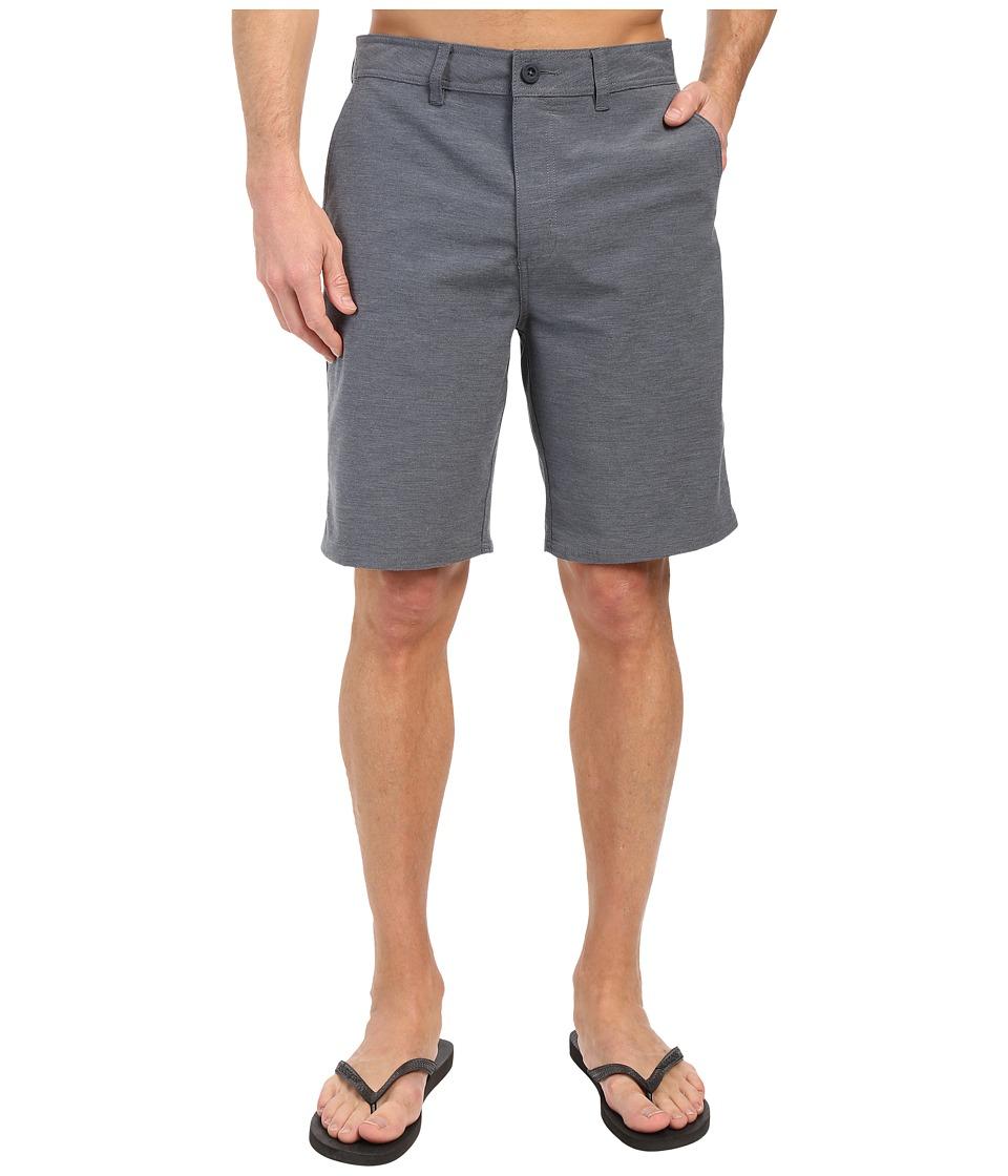Vans - Baywell Decksider Walkshorts (Dress Blues) Men's Shorts