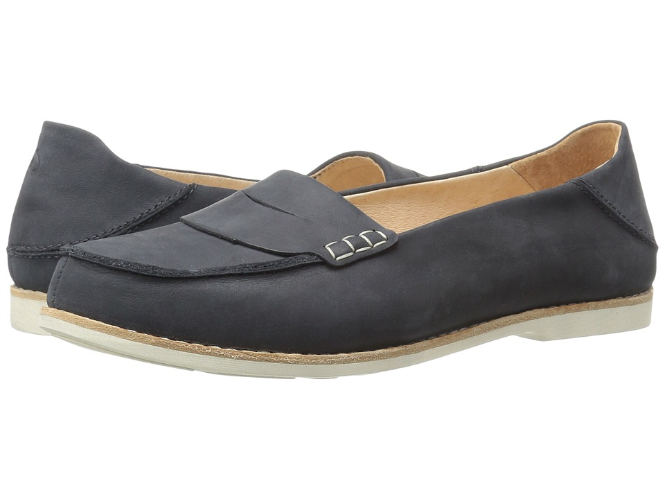OluKai - Okika (Carbon/Carbon) Women's Slip on Shoes