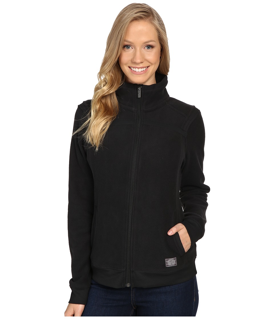 Toad&Co - Bear Creek Fleece Jacket (Black) Women's Coat