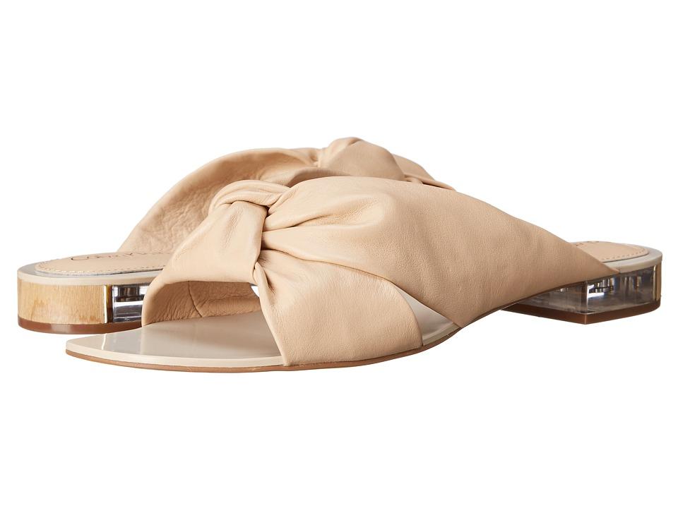 Calvin Klein Ambra (Sandstorm Cervo Leather) Women