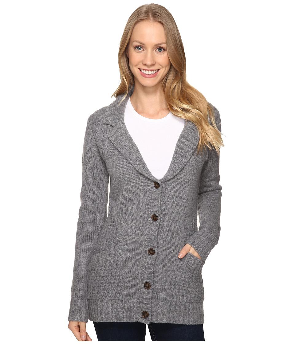 Toad&Co - Targhee Cardigan (Polar Bear) Women's Sweater