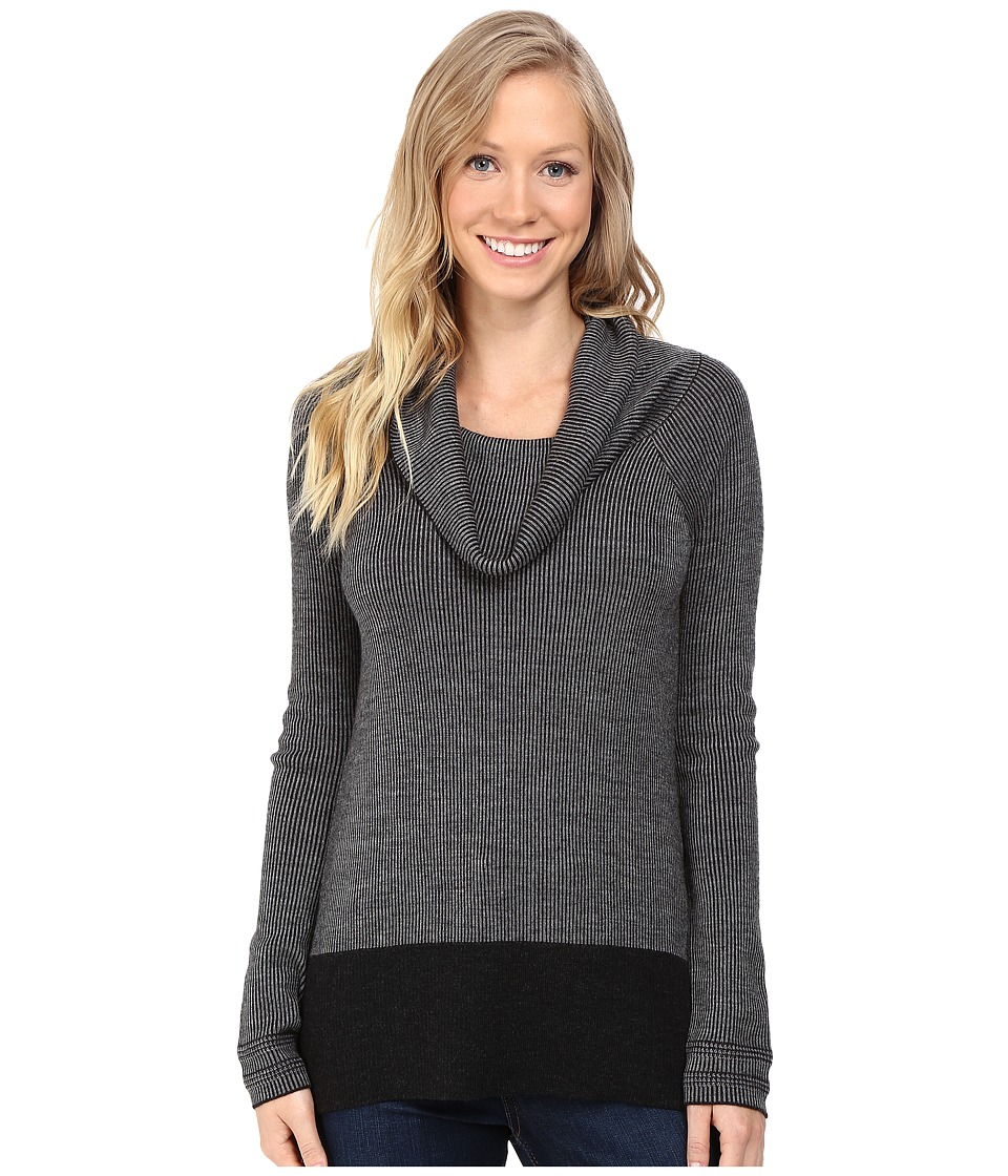 Toad&Co - Uptown Sweater (Black Heather) Women's Sweater