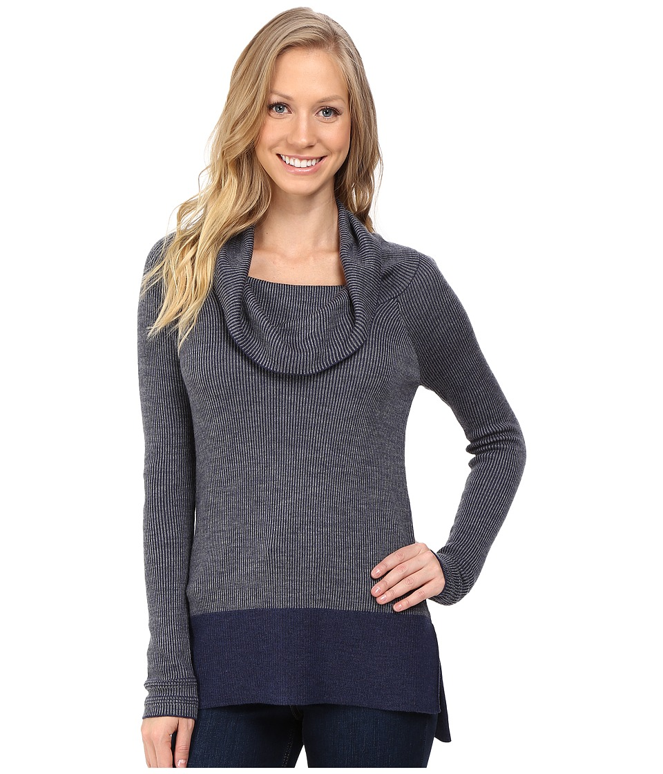 Toad&Co - Uptown Sweater (Deep Navy) Women's Sweater