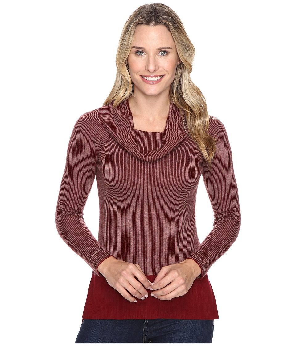 Toad&Co - Uptown Sweater (House Red) Women's Sweater
