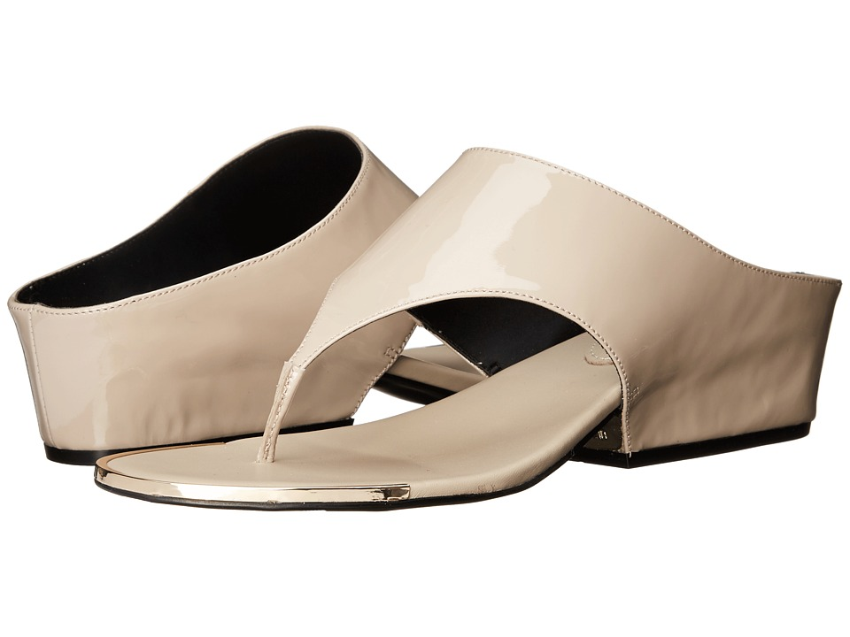 Calvin Klein - Ciara (Cocoon Patent) Women's Sandals
