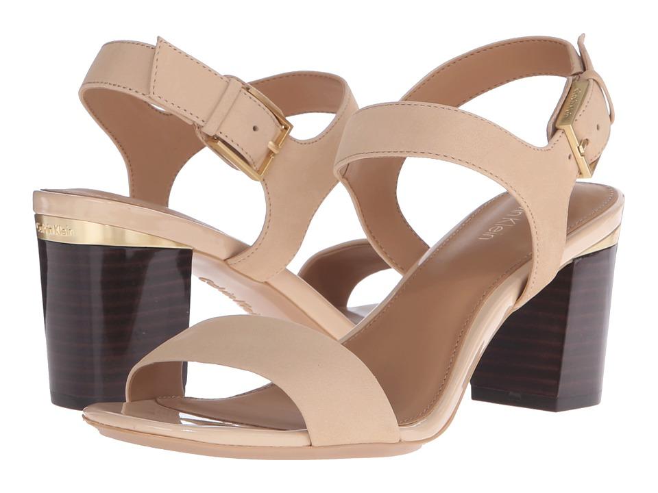 Calvin Klein - Cimi (Sandstorm Nubuck) High Heels