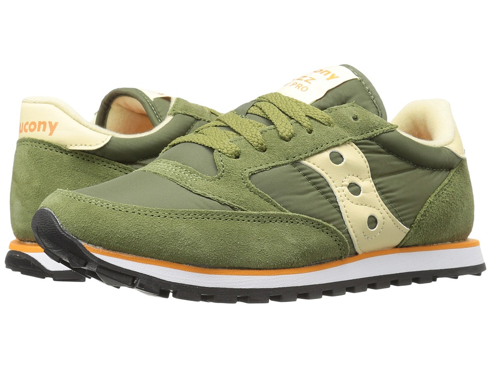 Saucony Jazz Slipper Green S2866-204