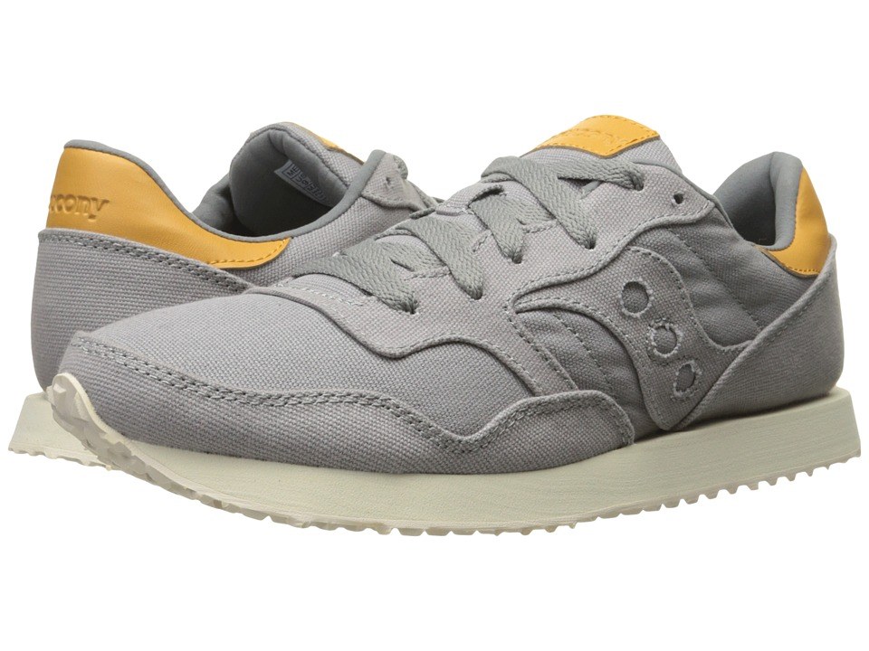 Saucony Originals DXN Trainer (Grey Canvas) Men