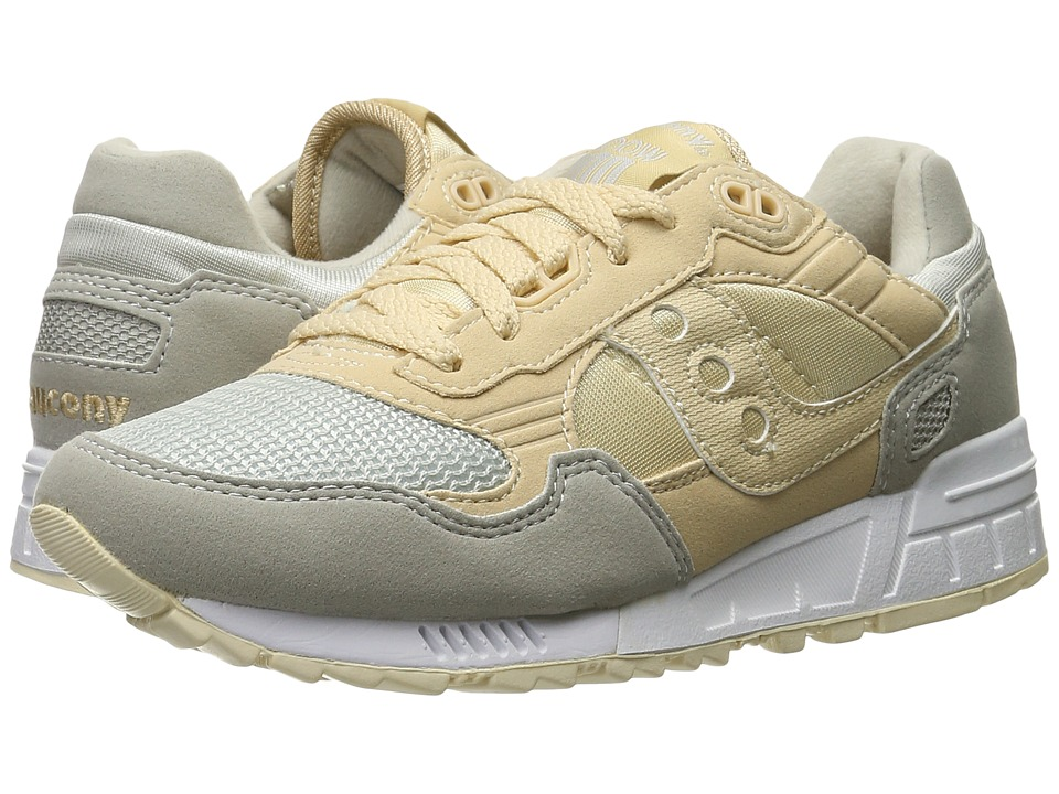 Saucony Originals - Shadow 5000 (Light Tan/Grey) Women's Classic Shoes