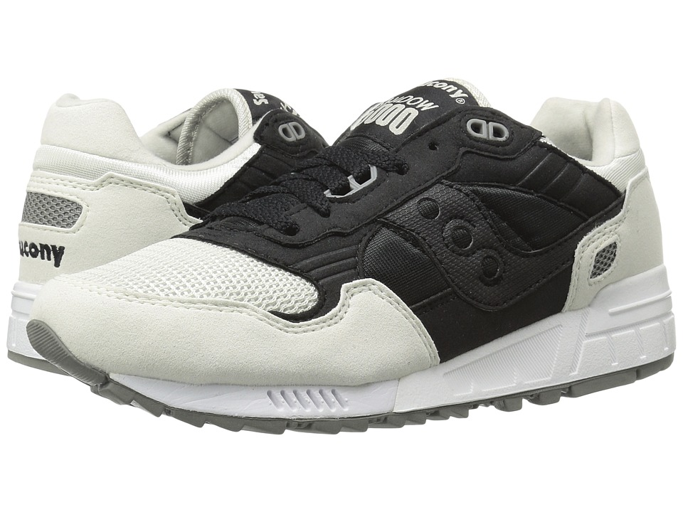 Saucony Originals - Shadow 5000 (Black/White) Women's Classic Shoes