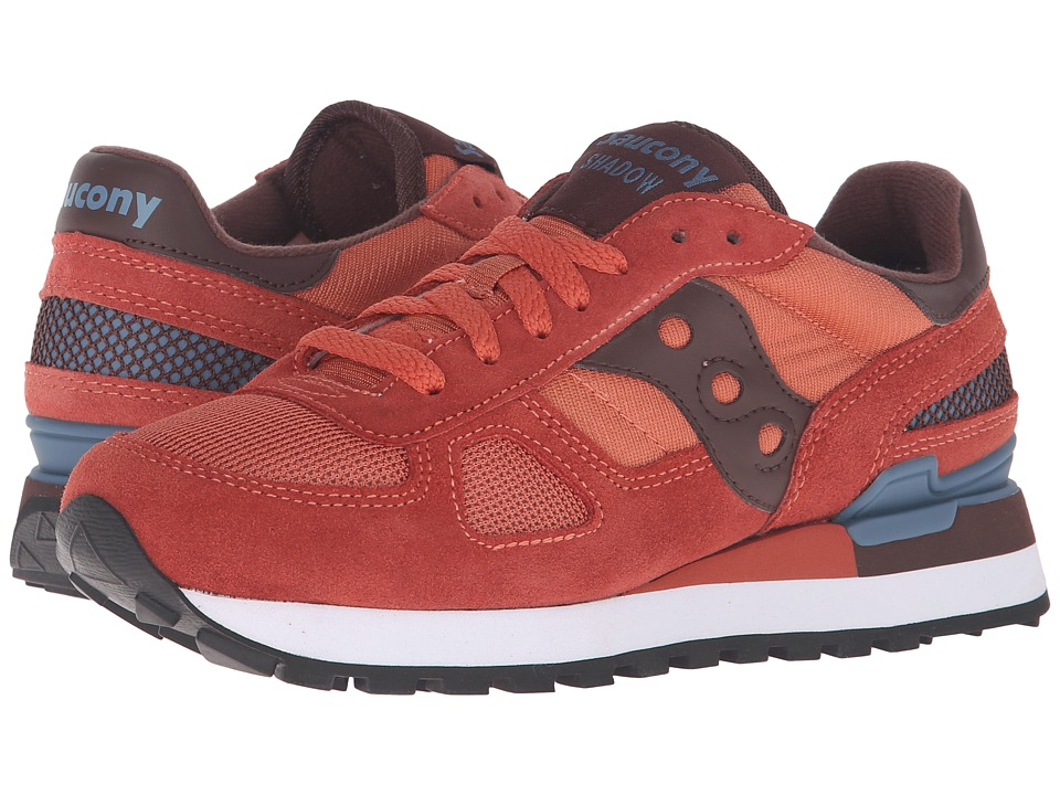 Saucony Originals - Shadow Original (Rust) Women's Classic Shoes