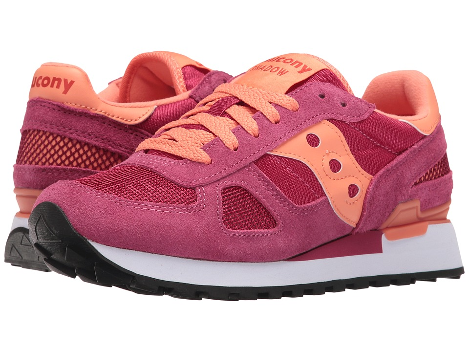 Saucony Originals - Shadow Original (Cerise) Women's Classic Shoes