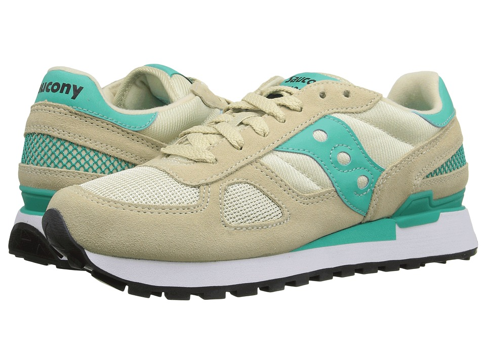 Saucony Originals - Shadow Original (Sand/Capri) Women's Classic Shoes