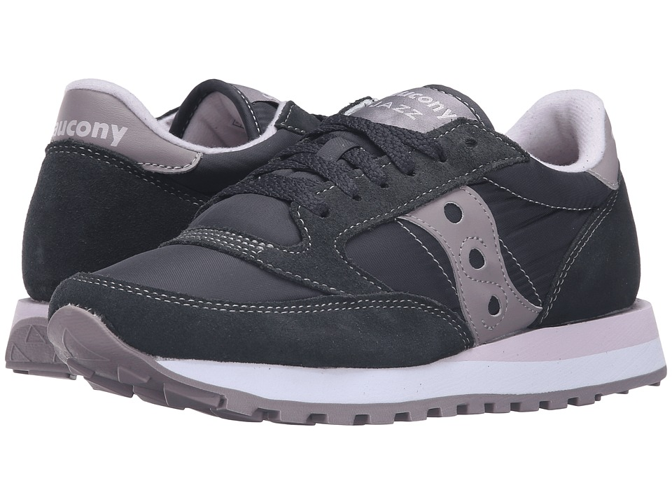 Saucony Originals - Jazz Original (Charcoal/Grey) Women's Classic Shoes