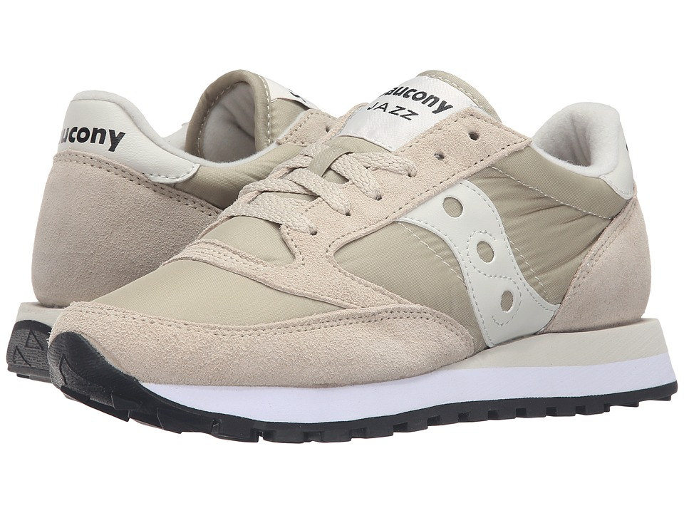 Saucony Originals - Jazz Original (Light Tan) Women's Classic Shoes