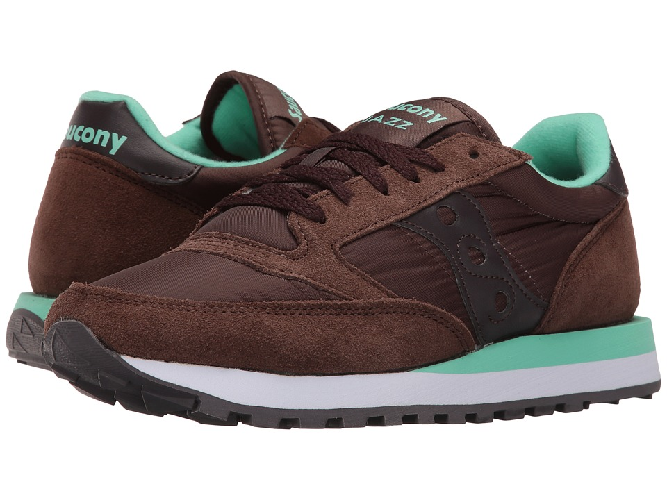 Saucony Originals - Jazz Original (Brown) Women's Classic Shoes