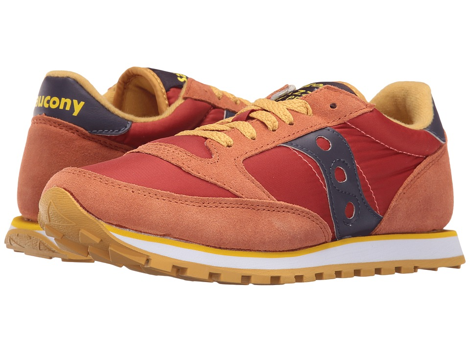 Saucony Originals - Jazz Low Pro (Burnt Orange) Women's Classic Shoes