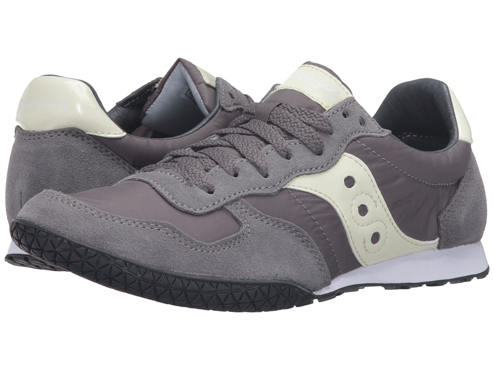 Saucony Originals - Bullet (Charcoal/Cream) Women's Classic Shoes