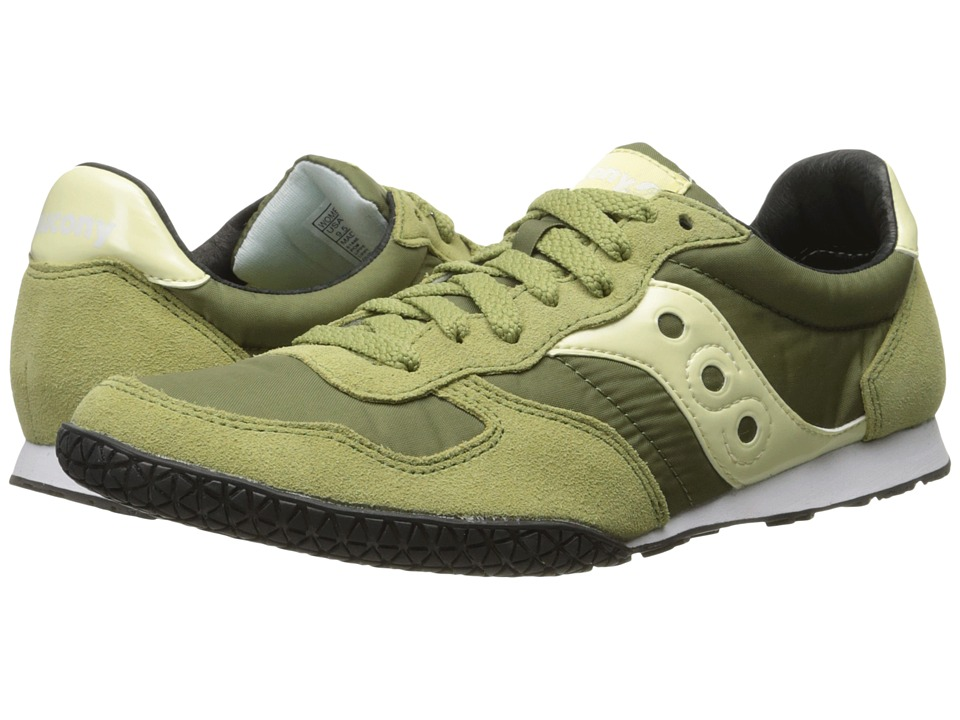 Saucony Originals - Bullet (Light Green/Cream) Women's Classic Shoes