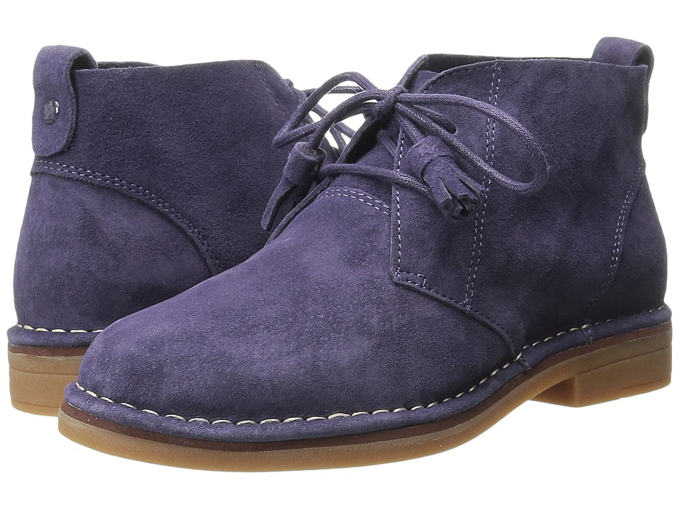 Hush Puppies Cyra Catelyn (Plum Suede) Women