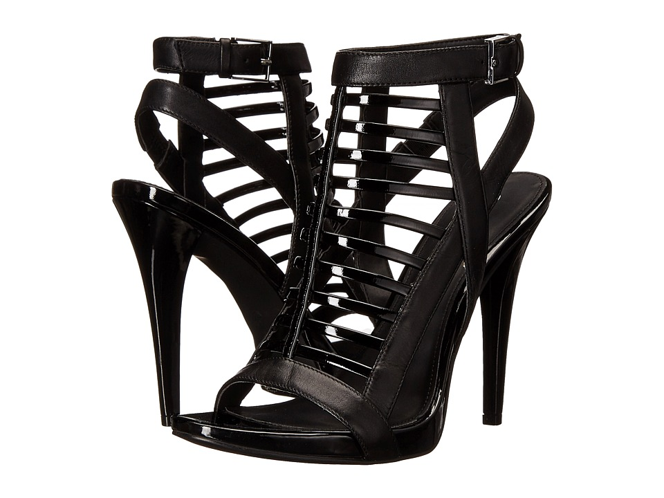 Calvin Klein - Nalo (Black Patent/Leather) High Heels