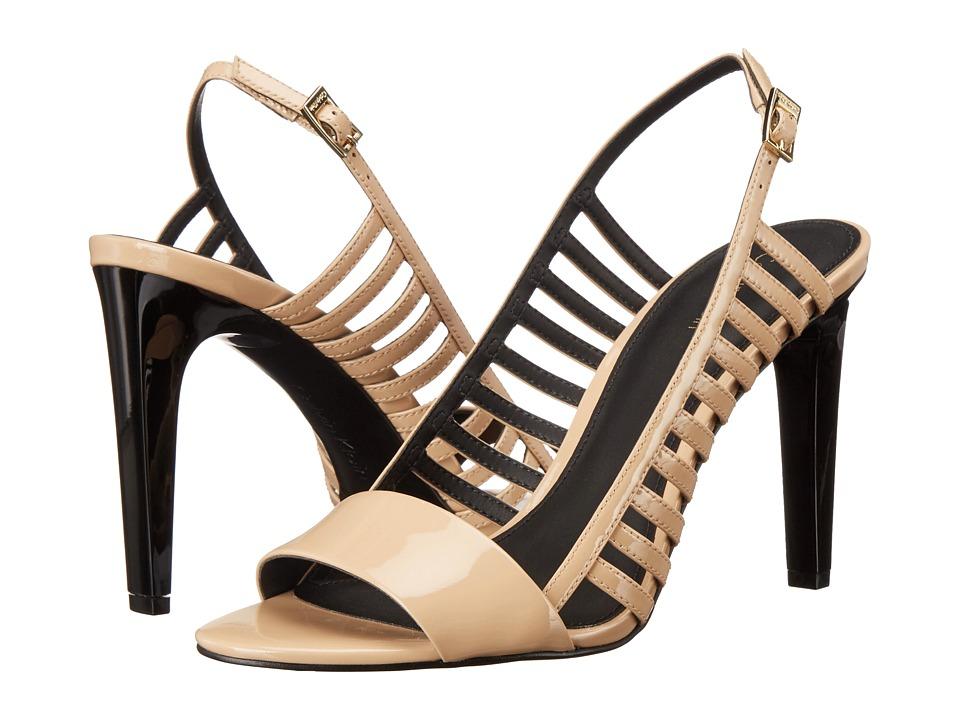 Calvin Klein - Nikita (Sandstorm Patent) High Heels