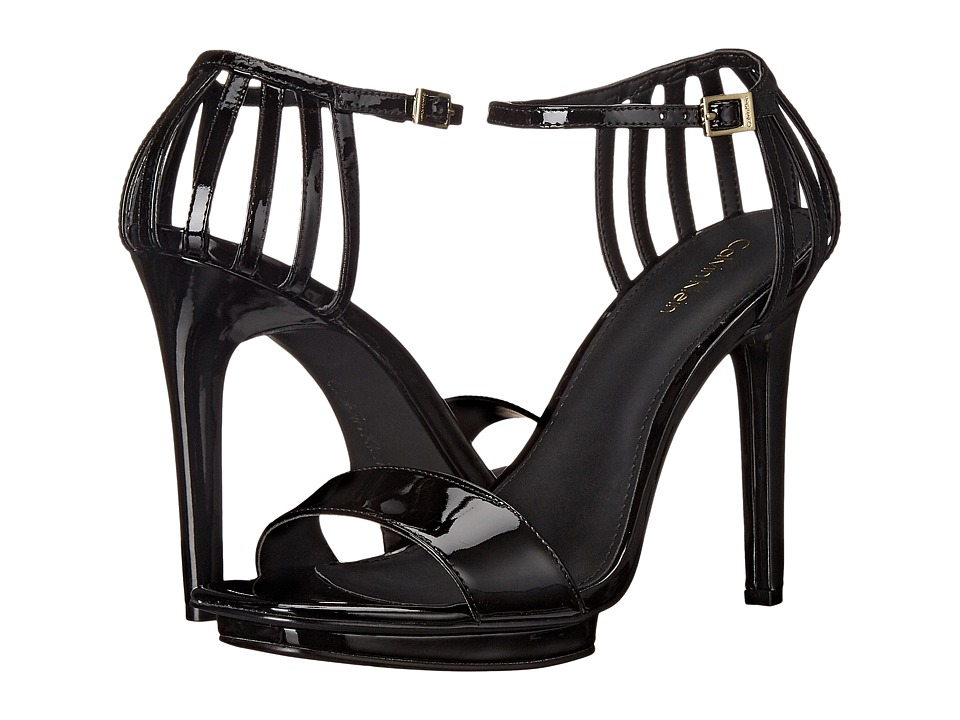 Calvin Klein Viviana (Black Patent) High Heels