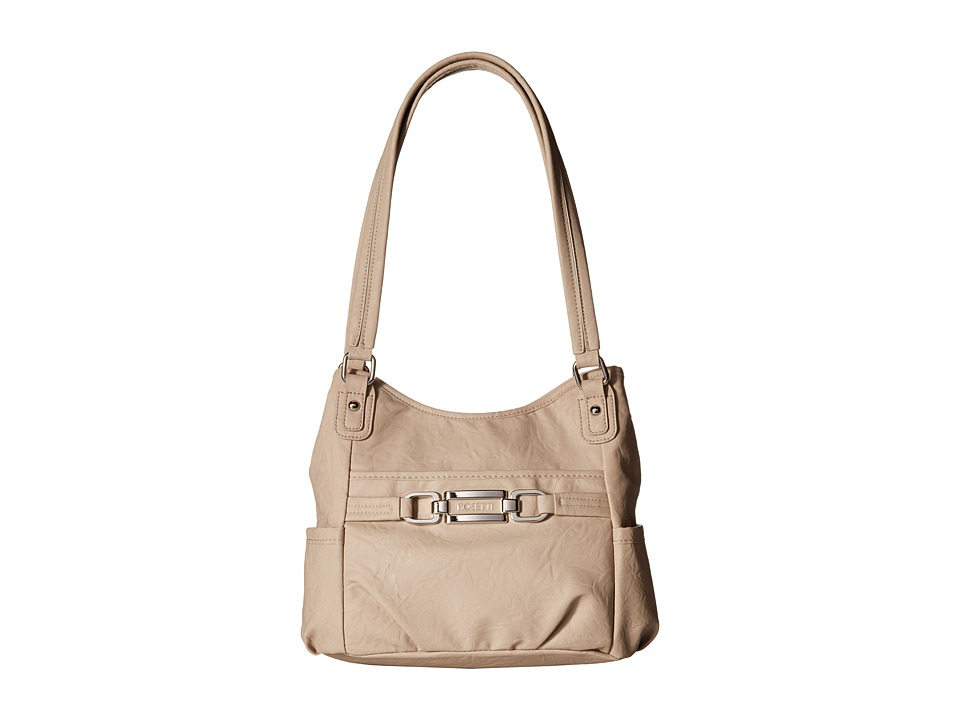 Rosetti - Linked in 4 Poster (Cremini Solid) Handbags
