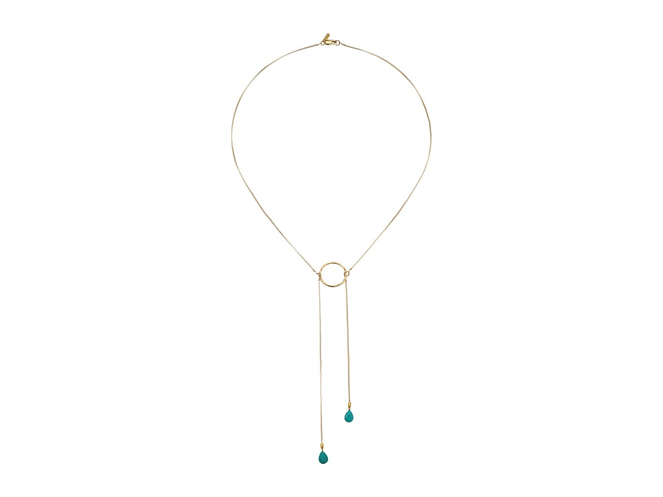 Vanessa Mooney - The Zola Necklace (Gold 2) Necklace