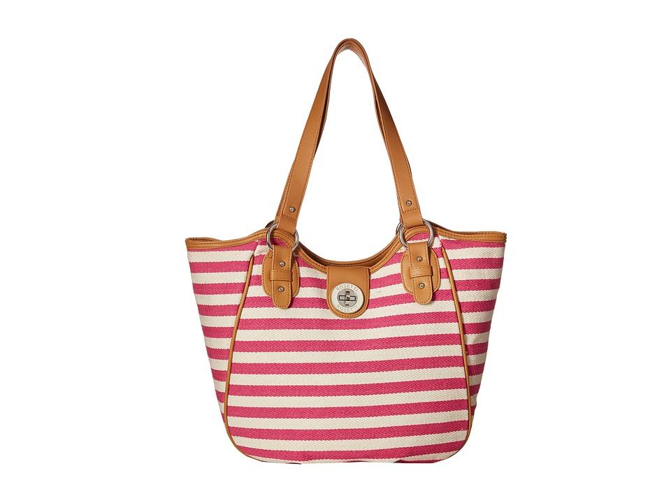 Rosetti - Darla 4 Poster (Belmar Pink) Handbags