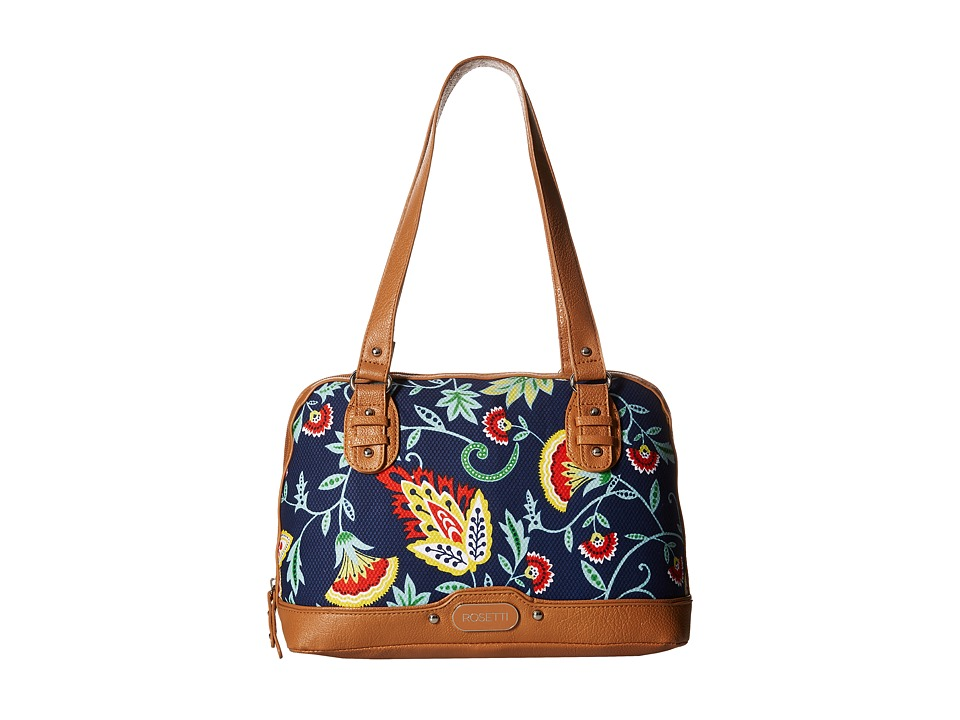 Rosetti - Pasadena Satchel (Spell Bound Print) Satchel Handbags