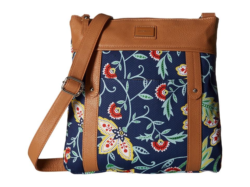 Rosetti - Pasadena North/South Crossbody (Spell Bound Print) Cross Body Handbags