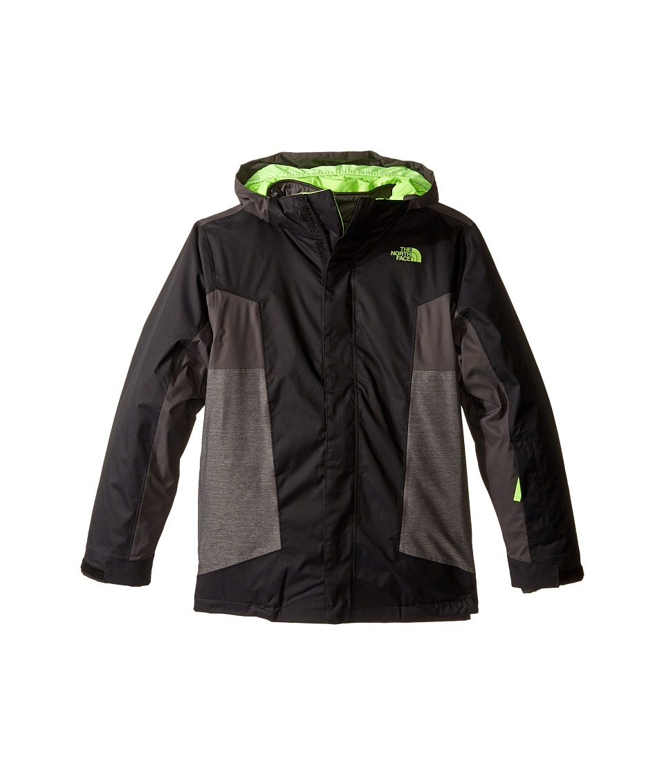 The North Face Kids - Axel Triclimate(r) Jacket (Little Kids/Big Kids) (Black (Prior Season)) Boy's Coat