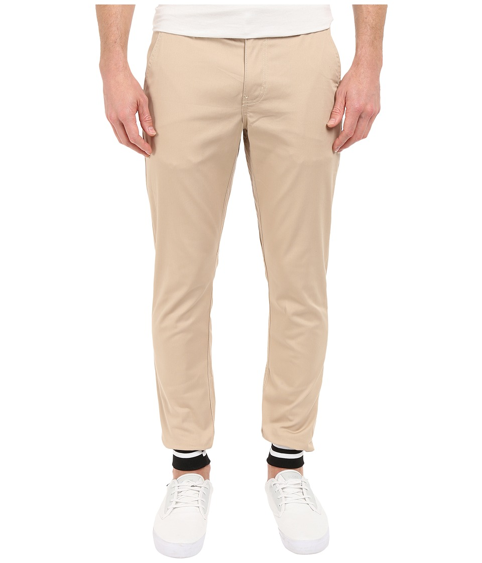 Rustic Dime - Sunset Elite Jogger in Manila (Manila) Men's Casual Pants