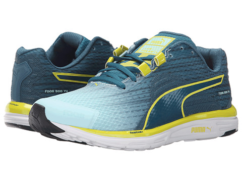 PUMA - Faas 500 v4 (Clearwater/Blue Coral) Women's Shoes