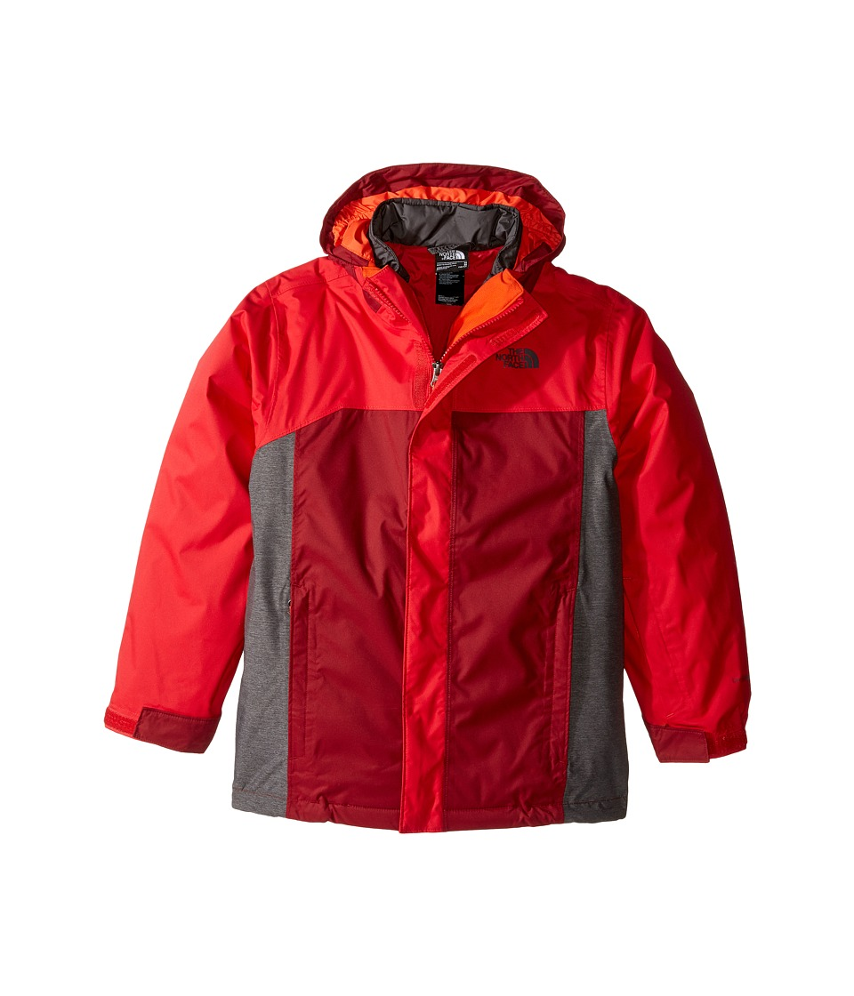 The North Face Kids - Boundary Triclimate Jacket (Little Kids/Big Kids) (TNF Red) Boy's Coat